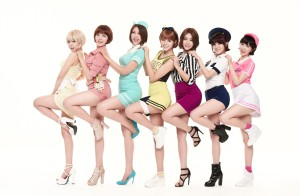 Short Hair AOA
