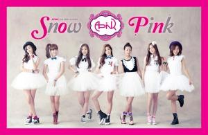 Snow Pink Apink
