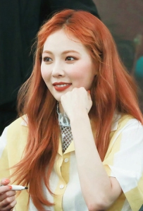 Hyuna curiosidades